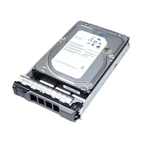 Hard Disc Drive dedicated for DELL server 3.5'' capacity 3TB 7200RPM HDD SAS 6Gb/s DPTW9